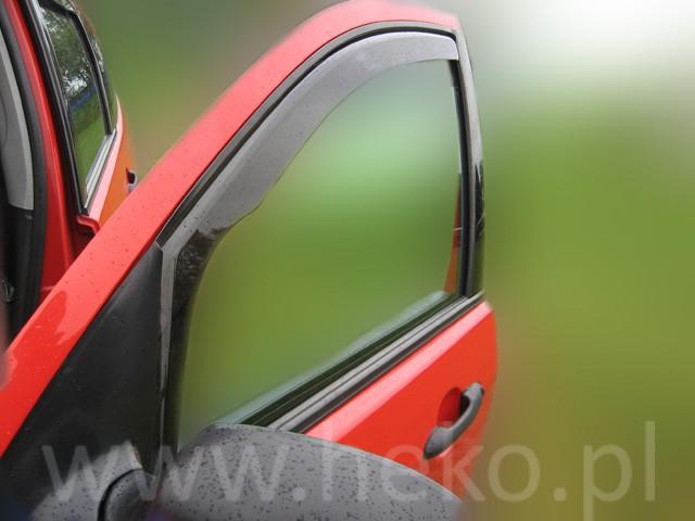 Návod montáže deflektorov HEKO na Vaše auto