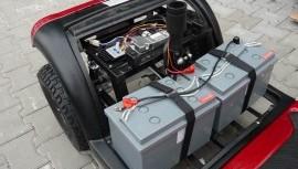 Trakčné batérie: viete, aké to sú?