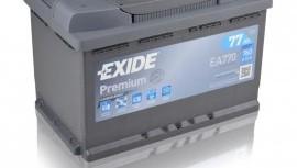 Nová technológia batérií Exide, magické oká končia!