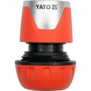 "Rýchlospojka hadicová 3/4"" stop ventil (YT-99804)"