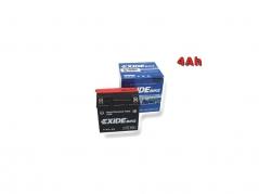Motobatéria EXIDE BIKE Maintenance Free 4Ah, 12V, YTX5L-BS (E5007)