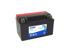 Motobatéria EXIDE BIKE Maintenance Free 6Ah, 12V, YTX7A-BS (E5009)