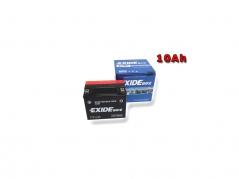 Motobatéria EXIDE BIKE Maintenance Free 10Ah, 12V, YTX12-BS (E5015)