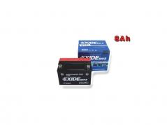 Motobatéria EXIDE BIKE Maintenance Free 8Ah, 12V, YTX9-BS (E5012)