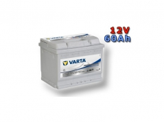 Trakčná batéria VARTA Professional Dual Purpose LFD60 (Deep cycle) 60Ah, 12V, 930060056 (930060056)