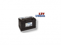 Trakčná batéria VARTA Professional Dual Purpose LFS105 (Starter) 105Ah, 12V, 811053057 (811053057)