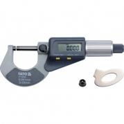 Mikrometer 0-25mm s digitálnym displejom (YT-72305)