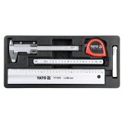 Vložka do zásuvky - Sada meradiel 5ks (YT-55474)