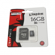 KINGSTON mikro SDHC karta SD CARD 16GB (TSS-SD CARD 16GB)