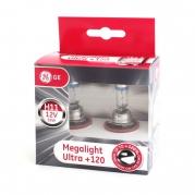 Halogénová žiarovka Megalight Ultra GE H11-MU120 (TSS-GE H11-MU120)