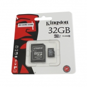KINGSTON mikro SDHC karta SD CARD 32GB (TSS-SD CARD 32GB)
