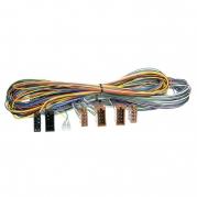 Predlžovací kábel 2x ISO-ISO 500mm (TSS-ISO 592)