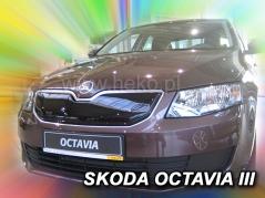 Zimná clona ŠKODA Octavia III 2013r.--> (04009)