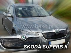 Zimná clona ŠKODA SUPERB II 2008r.->2013r. Horná (02069)