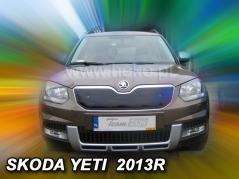 Zimná clona ŠKODA YETI 2013r.--> Facelift (04012)