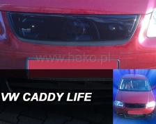 Zimná clona VW CADDY LIFE III 2004r.-->2010r. (04007)