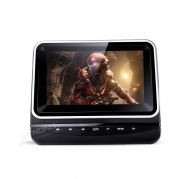LCD monitor pre hlavové opierky s DVD Xtrons HD7MINI (X_HD7MINI)