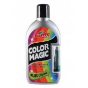 Turtle Wax Color Magic Plus - Farebná politúra s rúžom 500 ml strieborný (001536)