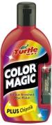Turtle Wax Color Magic Plus - Farebná politúra s rúžom 500 ml tmavočervený (001538)