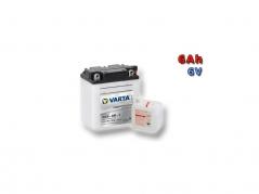Motobatéria VARTA 6N6-3B-1, 6Ah, 6V (E4181)