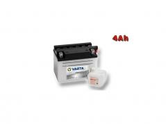 Motobatéria VARTA YB4L-B, 4Ah, 12V (E4190)