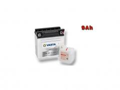 Motobatéria VARTA 12N9-4B-1 / YB9-B, 9Ah, 12V (E4201)