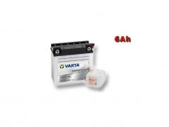 Motobatéria VARTA 12N5.5-3B, 6Ah, 12V (E4193)
