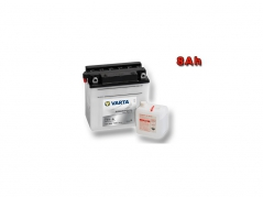 Motobatéria VARTA YB7-A, 8Ah, 12V (E4200)