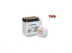 Motobatéria VARTA 12N7-4A, 7Ah, 12V (E4197)
