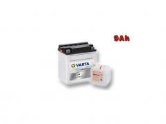 Motobatéria VARTA YB9L-A2, 9Ah, 12V (E4205)
