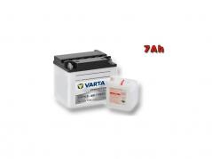 Motobatéria VARTA YB7C-A, 7Ah, 12V (E4199)