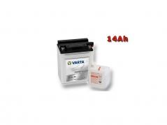 Motobatéria VARTA YB14L-B2, 14Ah, 12V (E4222)