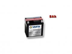Motobatéria VARTA YTZ7S-BS, 5Ah, 12V (E4259)