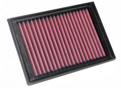 K&N filter do originálneho boxu pre Ford Siera 2.8 (33-2510)