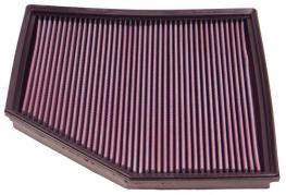 K&N filter do originálneho boxu pre BMW rad 5, rad 6 (33-2294)