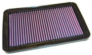 K&N filter do originálneho boxu pre Hyundai Santa FE 2.0 2.4 2.7 (33-2198)