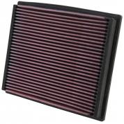 K&N filter do originálneho boxu pre Audi A4, A6, S4, RS4, Allroad Quattro (33-2125)