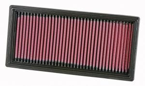 K&N filter do originálneho boxu pre Chrysler Daytona, Dynasty, Neon, Voyager, Town and Country (33-2087)
