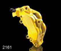 Sada na brzdové prasiatka Foliatec - Speed Žltá (2161)