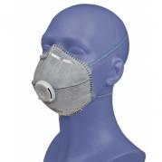 Respirátor SPIRO P2 s aktívnym uhlím (001754)