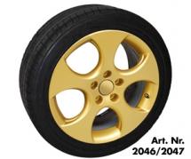 FOLIATEC Spray Film - Zlatá metalíza 2x400ml (2047)