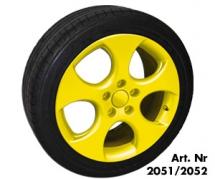 FOLIATEC Spray Film - Žltá lesklá 2x400ml (2052)