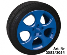 FOLIATEC Spray Film - Modrá lesklá 2x400ml (2054)