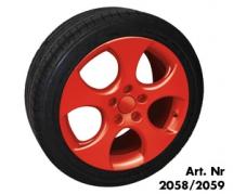 FOLIATEC Spray Film - Červená lesklá 1x400ml (2058)