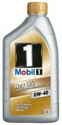 Mobil 1 New Life 0W-40, 1L (000184)