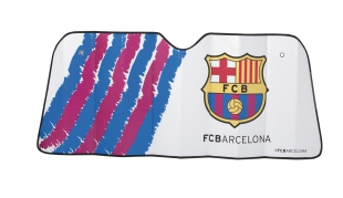 Slnečná clona predná FC Barcelona XL 145x80cm (FCB0030)