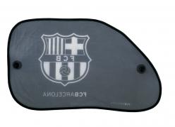 """Bočné slnečné clony """"FC BARCELONA"""" 1-vrstvové 38x65cm - 2ks (FCB1008)"""