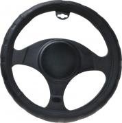 Poťah volantu 37-39 CM čierny (AM-5072)