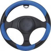 Poťah volantu 37-39 CM modrý (AM-5517)