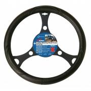 Poťah volantu 37-39 cm čierny (2505048)